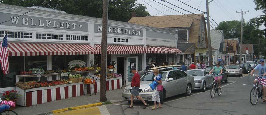 Wellfleet Vacation House Rental Attrations